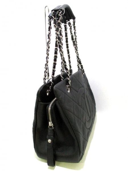 CHANEL(シャネル) トートバッグ美品  マトラッセ A50277 黒 2