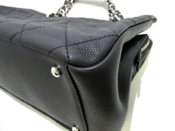 CHANEL(シャネル) トートバッグ美品  マトラッセ A50277 黒 8