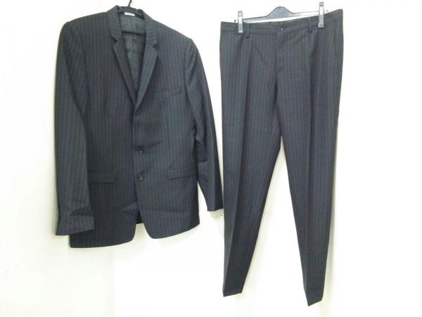 ドルチェアンドガッバーナ シングルスーツ サイズ48 M メンズ美品 0
