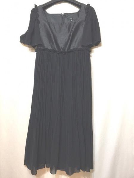 EPOCA(エポカ) ドレス サイズ38 M レディース美品  黒 シースルー 5