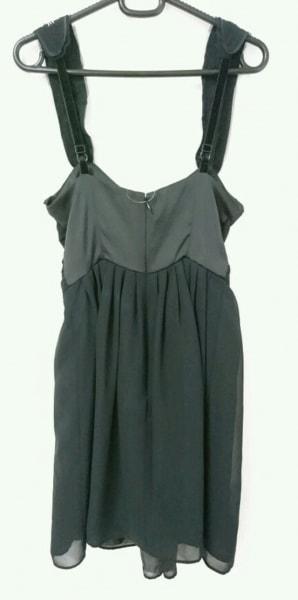 Chesty(チェスティ) ドレス サイズ0 XS レディース美品  黒 ビジュー 2