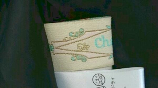 Chesty(チェスティ) ドレス サイズ0 XS レディース美品  黒 ビジュー 3