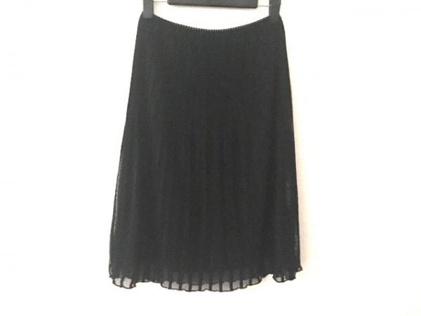 ヴィヴィアンタム スカート サイズ1 S レディース新品同様  黒 0
