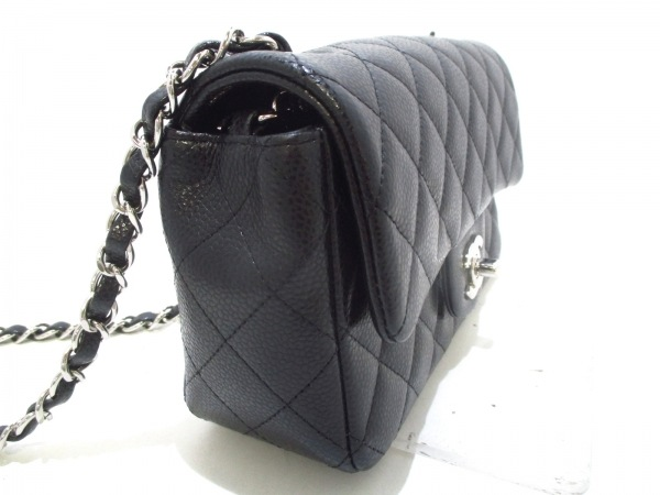 CHANEL(シャネル) ショルダーバッグ美品  ミニマトラッセ A69900 黒 2
