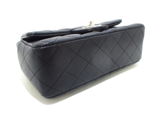 CHANEL(シャネル) ショルダーバッグ美品  ミニマトラッセ A69900 黒 4