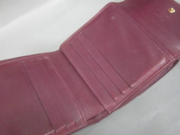 ルイヴィトン Wホック財布 モノグラムヴェルニ M93576 ヴィオレット 3