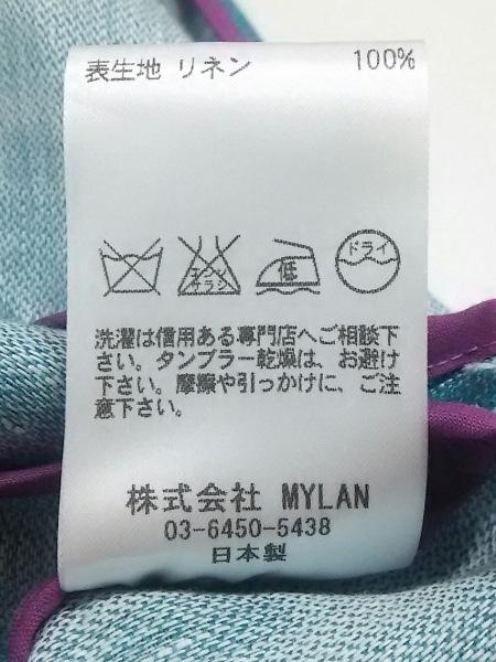 MYLAN(マイラン) ノースリーブカットソー サイズM レディース美品 4