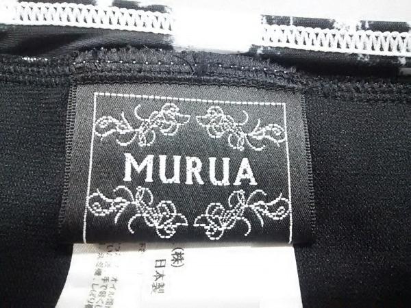 MURUA(ムルーア) ビキニ サイズ9M レディース新品同様  白×黒 4