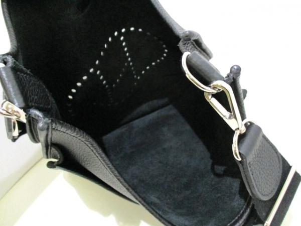 HERMES(エルメス) ショルダーバッグ美品  エブリントロワGM 黒 5