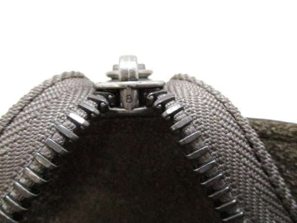 セリーヌ トートバッグ美品  ラゲージマイクロショッパー グレー 8