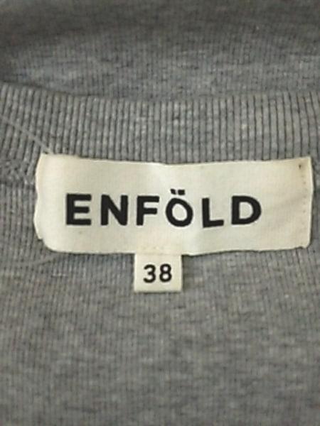 エンフォルド ノースリーブカットソー サイズ38 M レディース 3