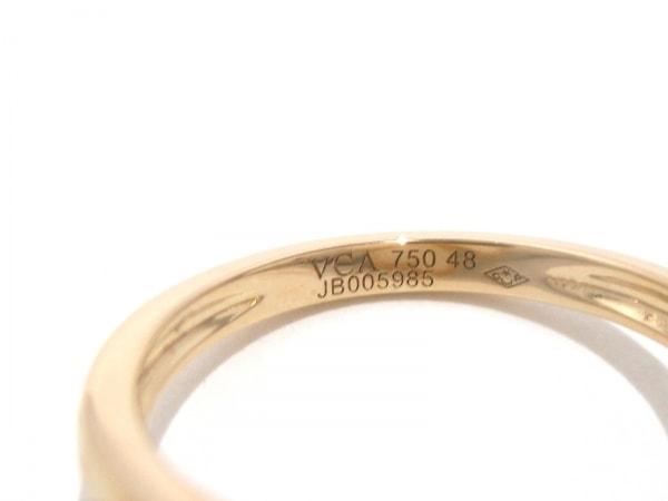 ヴァンクリーフ&アーペル リング 48美品  VCARN5P300 5