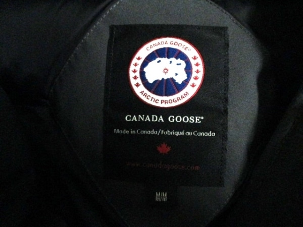 カナダグース ダウンジャケット サイズM/M M レディース 2300JL 冬物 3