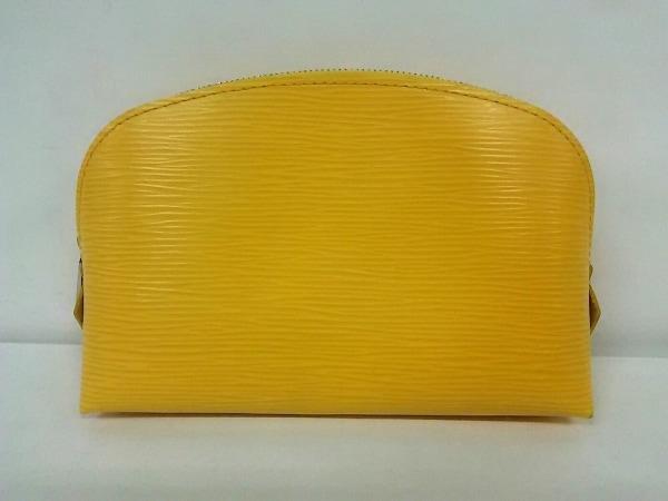 ルイヴィトン ポーチ エピ美品  ポシェット・コスメティック M40639 0