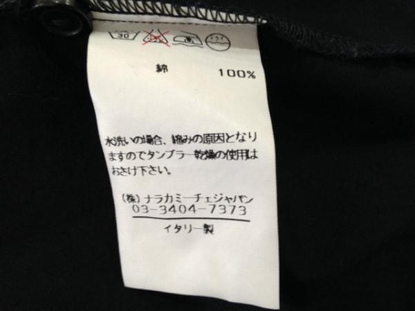 ナラカミーチェ 七分袖シャツブラウス サイズI S レディース 黒 4
