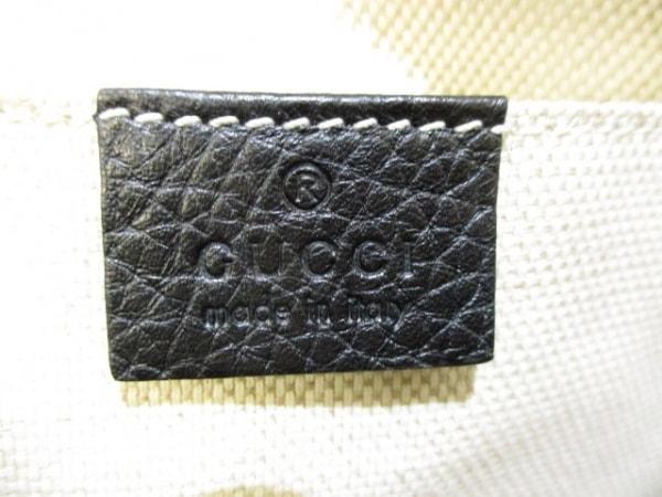 GUCCI(グッチ) ショルダーバッグ ソーホー 308364 黒 レザー 6