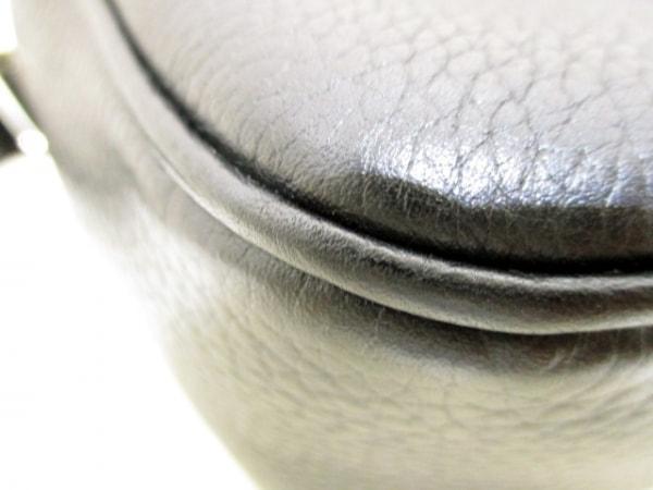 GUCCI(グッチ) ショルダーバッグ ソーホー 308364 黒 レザー 7