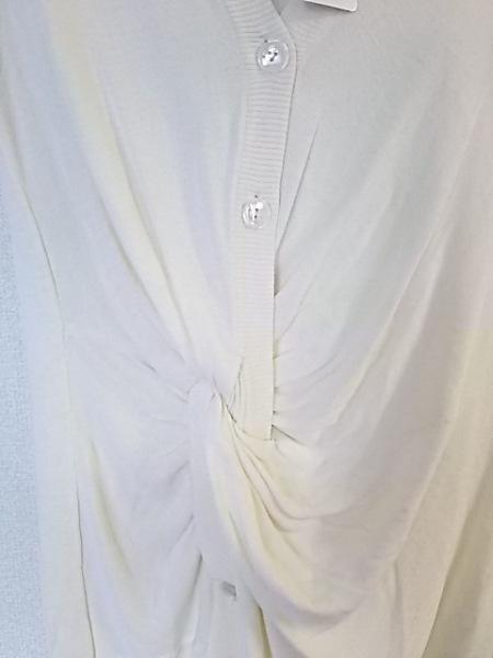 マルタンマルジェラ ベスト レディース美品  アイボリー 5