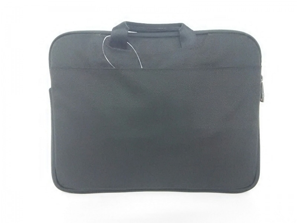 TUMI(トゥミ) バッグ 26806DRH 黒×レッド PCケース/JALコラボ 3