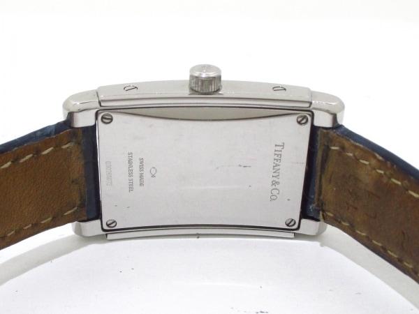 ティファニー 腕時計 グランド 19474623 レディース ネイビー 3