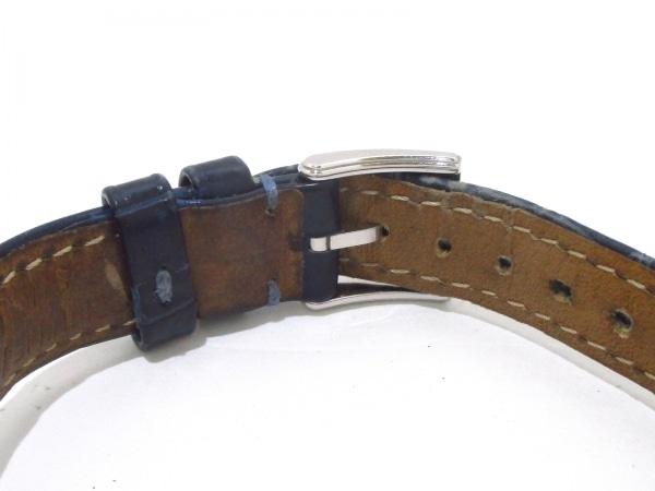 ティファニー 腕時計 グランド 19474623 レディース ネイビー 4