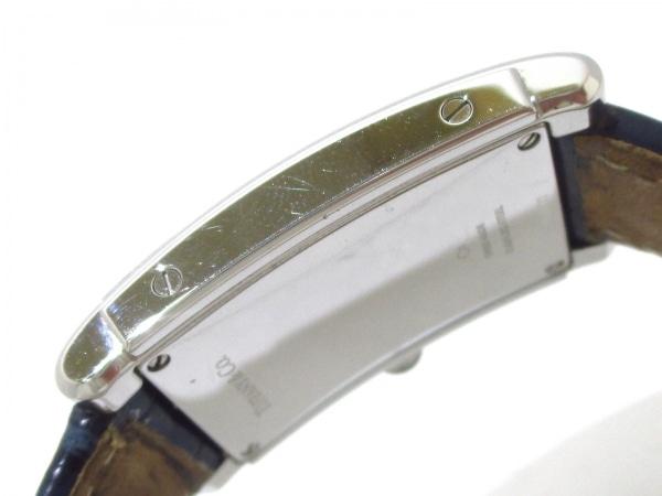 ティファニー 腕時計 グランド 19474623 レディース ネイビー 7