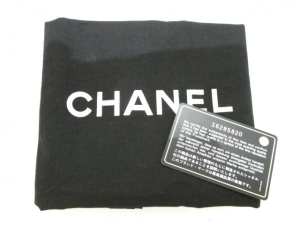 CHANEL(シャネル) ショルダーバッグ美品  マトラッセ/パリ・ボンベイ 9