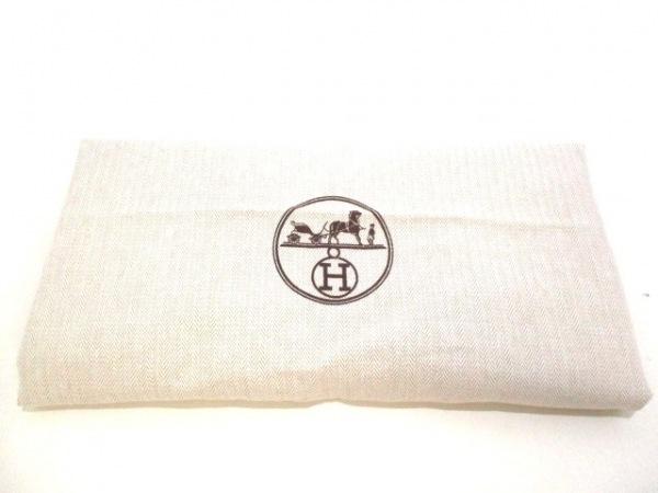 エルメス トートバッグ美品  ガーデンパーティネゴンダ シルバー金具 9