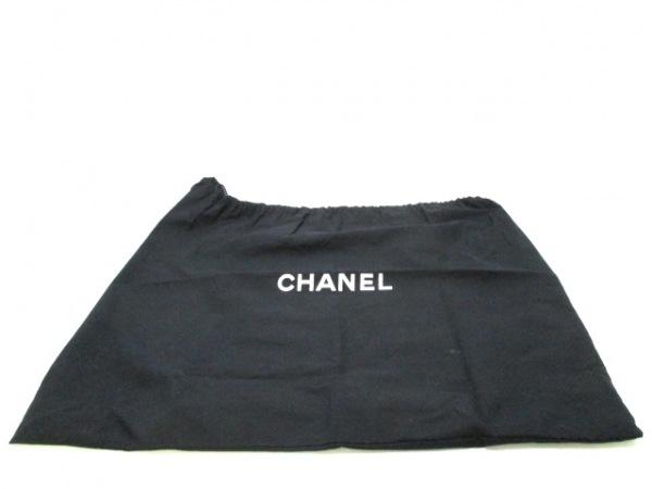 CHANEL(シャネル) トートバッグ マトラッセ レッド×シルバー 9