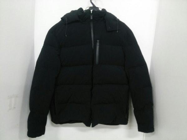 HERMES(エルメス) ダウンジャケット サイズ52 メンズ 黒 冬物 0