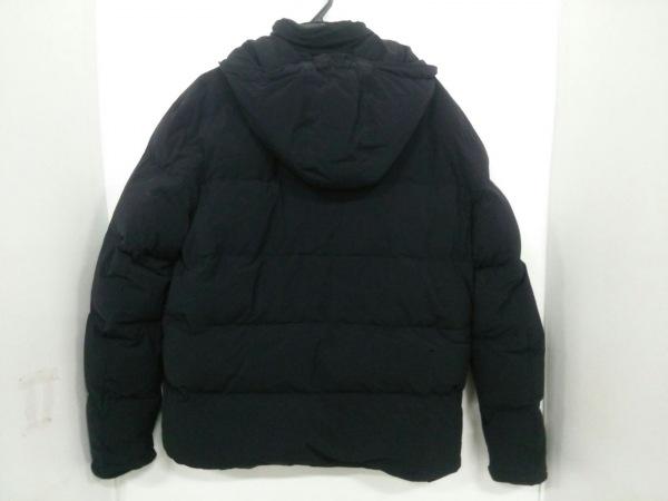 HERMES(エルメス) ダウンジャケット サイズ52 メンズ 黒 冬物 2