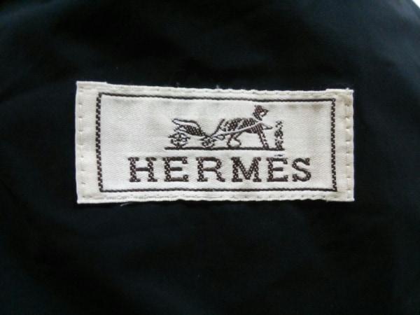 HERMES(エルメス) ダウンジャケット サイズ52 メンズ 黒 冬物 3