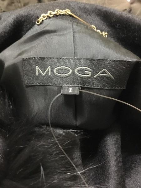 MOGA(モガ) コート サイズ1 S レディース新品同様  黒 3