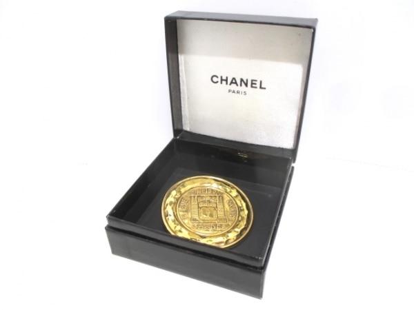 CHANEL(シャネル) ブローチ 金属素材 ゴールド 6
