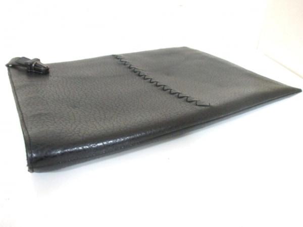 BOTTEGA VENETA(ボッテガヴェネタ) バッグ - 221508 黒 レザー 4