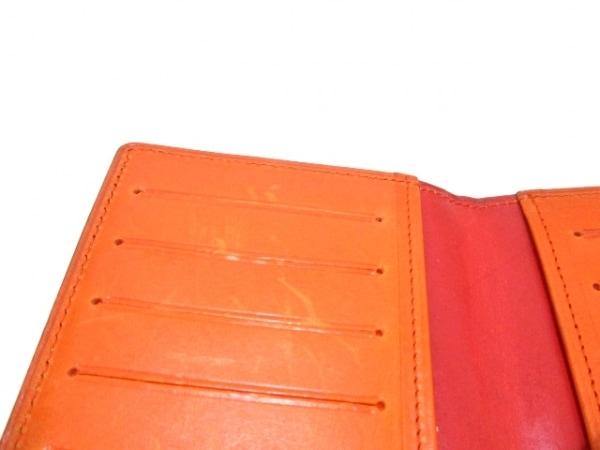CIVINILE(チビナイル) 手帳美品  ベージュ クロコダイル 5