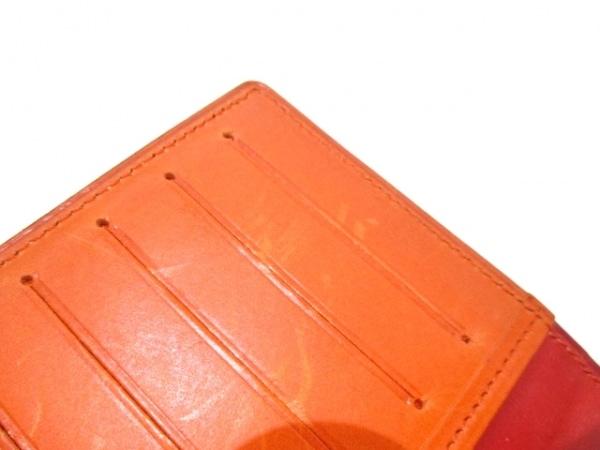 CIVINILE(チビナイル) 手帳美品  ベージュ クロコダイル 6