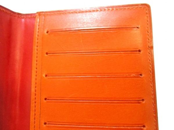 CIVINILE(チビナイル) 手帳美品  ベージュ クロコダイル 7