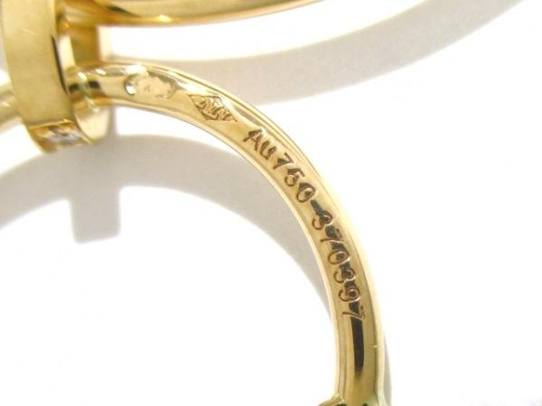 ルイヴィトン ネックレス美品  K18スリーカラー×ダイヤモンド 6