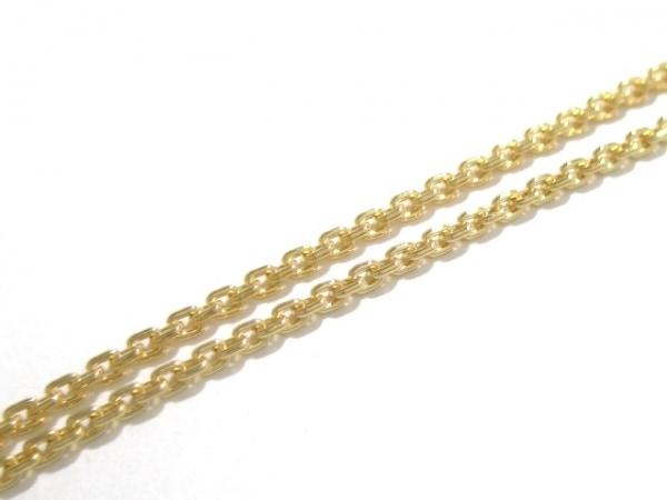 ルイヴィトン ネックレス美品  K18スリーカラー×ダイヤモンド 8