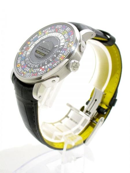 ヴィトン 腕時計 エスカルタイムゾーン Q5D20/Q5D200 メンズ 2
