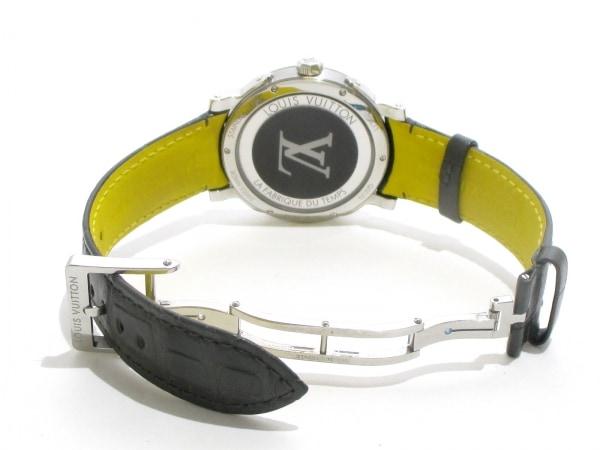 ヴィトン 腕時計 エスカルタイムゾーン Q5D20/Q5D200 メンズ 5