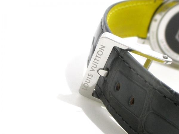 ヴィトン 腕時計 エスカルタイムゾーン Q5D20/Q5D200 メンズ 6