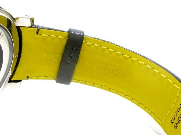 ヴィトン 腕時計 エスカルタイムゾーン Q5D20/Q5D200 メンズ 7