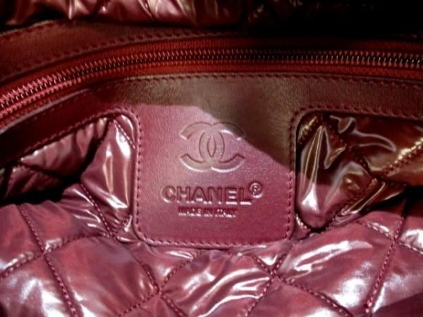 CHANEL(シャネル) ボストンバッグ コココクーン A47096 ダークグレー 6