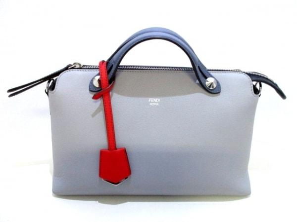 FENDI(フェンディ) ハンドバッグ美品  バイザウェイ 8BL124 レザー 0