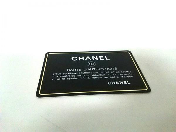 CHANEL(シャネル) ポーチ - 白×黒×マルチ キルティング/ノベルティ 6