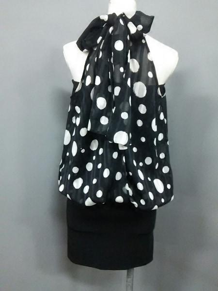 ジーンマクレーン ドレス サイズ9 M レディース美品  黒×白 3