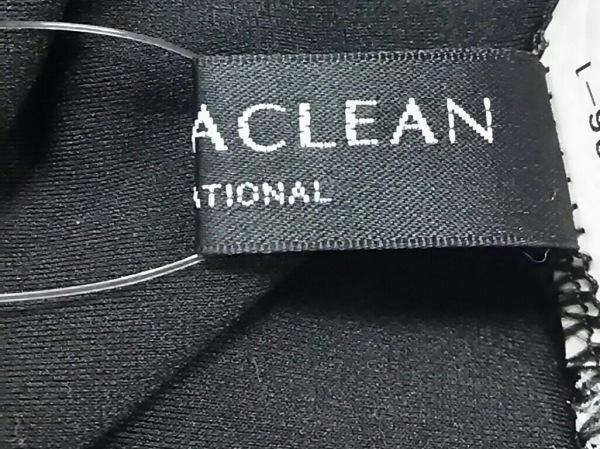 ジーンマクレーン ドレス サイズ9 M レディース美品  黒×白 5