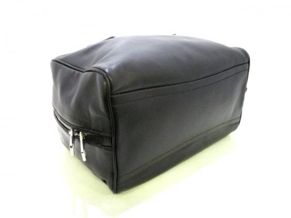 PRADA(プラダ) ハンドバッグ インサイドバッグ 1BB010 黒×シルバー 4
